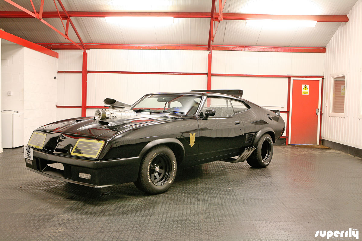 Mad Max Ford Falcon V8 Interceptor